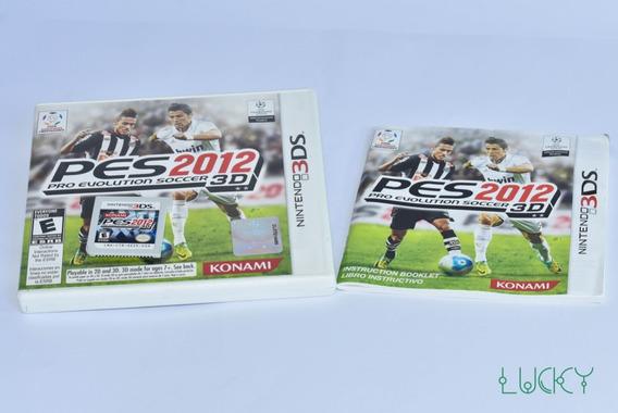 Pes 2012 - Nintendo 3ds/2ds