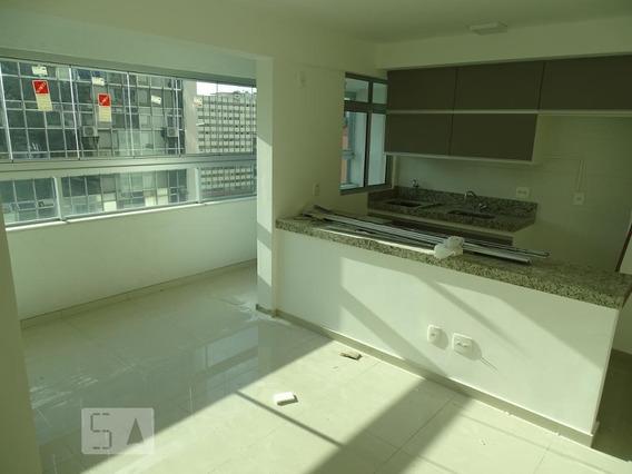 Apartamento Para Aluguel - Centro, 1 Quarto, 42 - 893026686