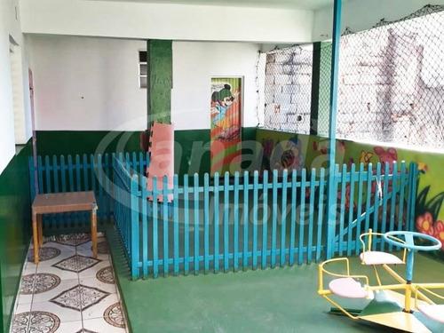 Ref.: 379 - Casa Terrea Em Osasco Para Venda - V379