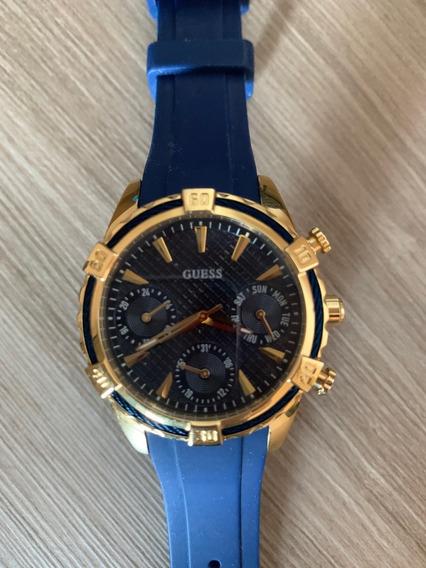 Relógio Guess Feminino - Azul