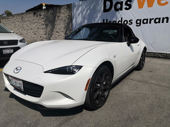Mazda Mx-5 2.0 I Sport Mt 2017 Financiamiento