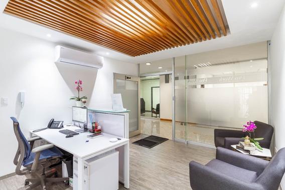 Oficinas Amuebladas En Renta Proworkceneter Bosques