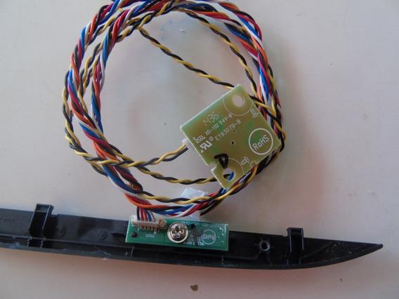 Teclado E Sensor Remoto Tv Aoc Le32d3142