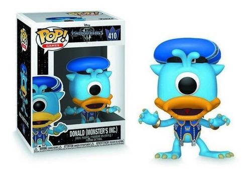 Funko Pop Kingdom Hearts Iii Donald Monsters Inc 410 Vdgmrs