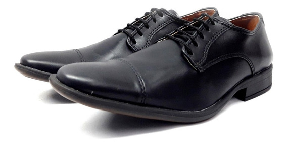 Zapato De Vestir De Hombre Simil Cuero (art. 1241/12)