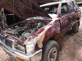 Sucata Toyota Hilux Sr5 2.8 98 Retirada De Peças