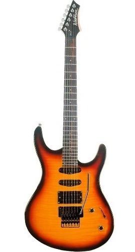 Guitarra Washburn Rx-25fvsb Floyd Sb