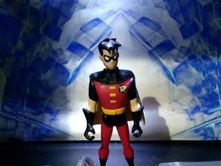 Robin Redwing Skyfight - Batman Tas Hasbro - Sheldortoys