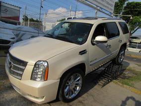 Cadillac Escalade 2013 Platinum 4x4 At Crema