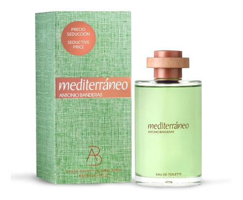 Perfume Antonio Banderas Mediterraneo For Men Edt 200 Ml