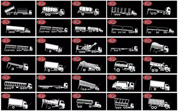 Adesivos Caminhões, Veículos, Personalizados
