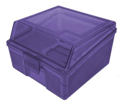 Caja Organizadora Multiusos Chica Color Morado