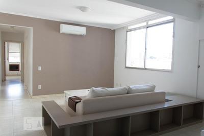 Apartamento No 6º Andar Com 2 Dormitórios E 1 Garagem - Id: 892907975 - 207975