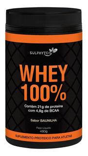 Whey 100% 2.400g (5 Potes) Sulphytos