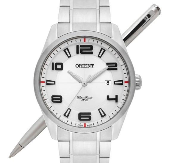 Relógio Orient Masculino Mbss1297 S2sx Analógico - C/ Nfe
