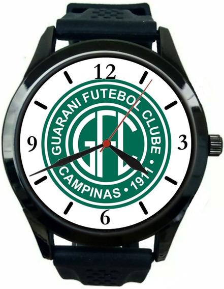 Relógio Pulso Esportivo Guarani Campinas Barato Promoção
