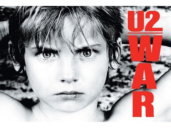 Placa Quadro - Decorativo - U2 - Banda - Rock - (h170)