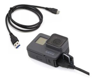 Cable Datos Y Cargador Gopro 5 6 7