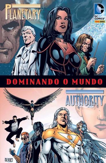 Planetary / Authority: Dominando O Mundo (lacrado)