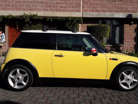 Mini Cooper 1.6 Chili 5vel Aa Tela/piel Qc Mt