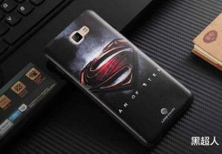 Case Capa J7 Prime - Super Homem 3 D ( Top )