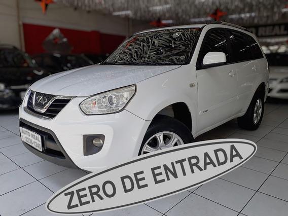 Chery Tiggo Completo 2.0 / Ótimo Carro / Sem Entrada !!!