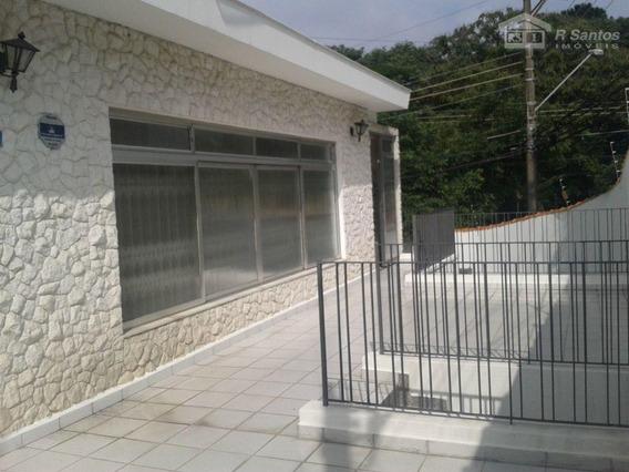Casa Residencial Para Venda E Locação, Parque Jabaquara, São Paulo. - Ca0131