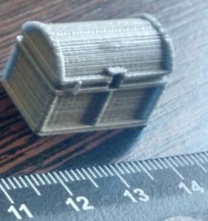 Cofre Miniatura Juegos De Rol
