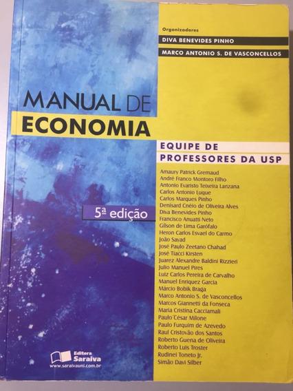 Manual De Economia - Equipe De Professores Da Usp