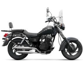 Zanella Patagonian Eagle 250 Custom 250 Rbk Motos