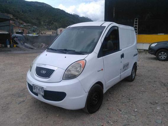 Chery Van Cargo Modelo 2012 Blanca