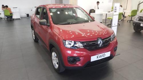 Renault Kwid 1.0 Zen - Credito Tasa 0% Final C/gastos - R