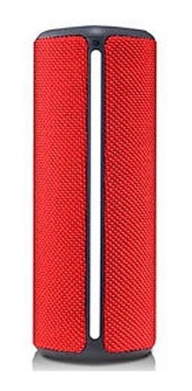 Caixa De Som Bluetooth Lg Ph4 Red