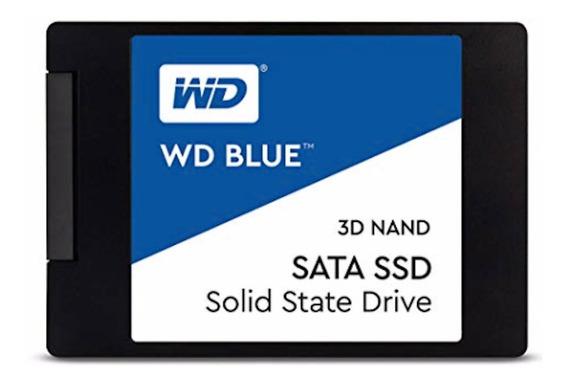 Ssd 2.5 Sata3 1tb Wd Blue
