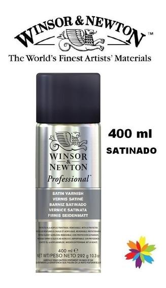 Barniz Satinado Winsor & Newton Aerosol 400 Ml