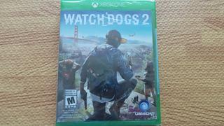Watch Dogs 2 Xbox One Nuevo Sellado