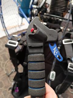 Paramotor Simonini 200 Cm, Funcionado Exelente