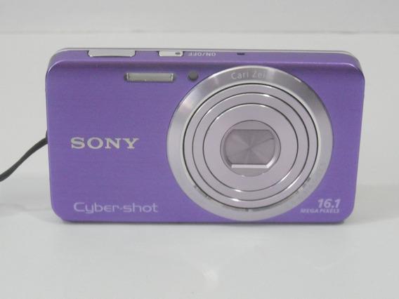 Camera Digital Sony Cybershot Dsc W630 16mp Barata + Brindes