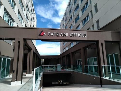Imagem 1 de 13 de Sala Comercial Patriani Offices Em Atibaia - Sc0115-2