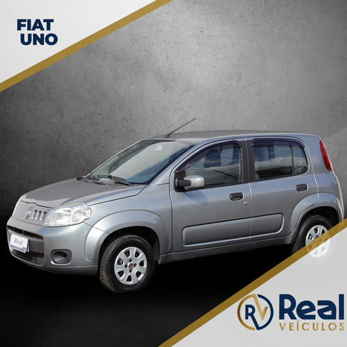 Fiat Uno Vivace 1.0 2011/2012