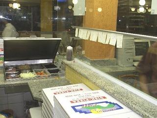 Porta Comanda 100cm Restaurante Bares Hotéis Pizzaria