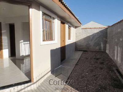Casa Com 02 Quartos No Borda Do Campo - 00827.002-2