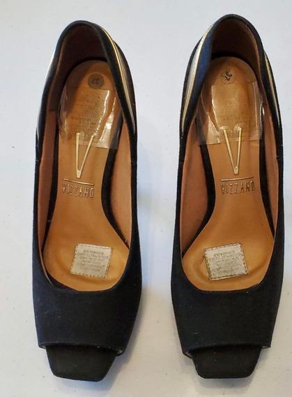 Zapato De Fiesta Dama Vizzano Estileto Taco 10 Cm Oferta!!