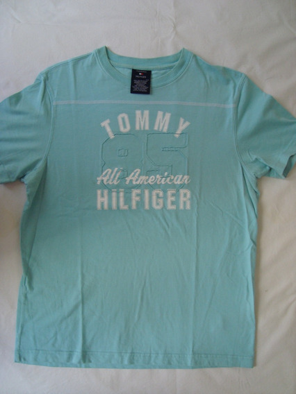 Remera Tommy Hilfiger Mujer Importada Original S Impecable!