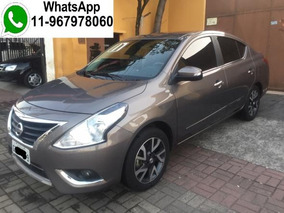 Versa Unique 1.6 16v Flex 2017 Automatico