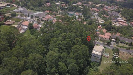Terreno Residencial À Venda, Granja Viana Ii, Cotia. - Te0239