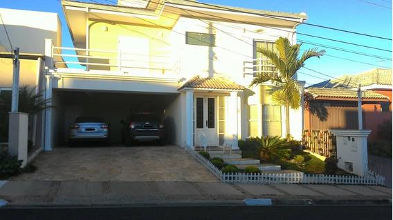 Casa Em Condomínio Fechado - Res Ouroville - 5 Quartos
