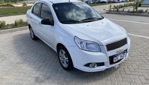 Chevrolet Aveo Lt 1.6 2012