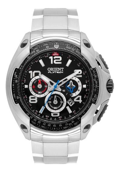Relógio Orient Masculino Flytech Mbttc015 Titanio Lançamento
