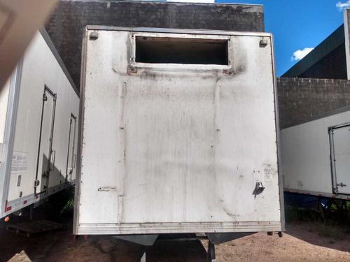 Bau Refrigerado Para Caminhao 3/4 Nivissimo//